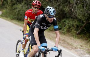 Alto de Ancares, el gran coloso que ejerce de juez de la Vuelta a España