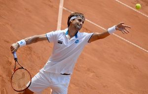 Ferrer pierde ante Leonardo Mayer en la final del torneo de Hamburgo