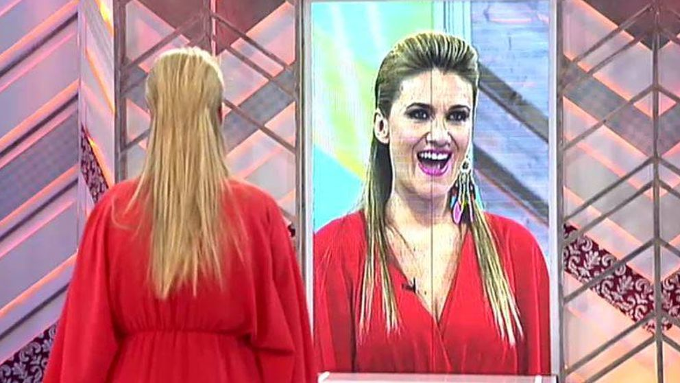 Carlota Corredera pide un nuevo look en 'Cámbiame' y se va como ha venido
