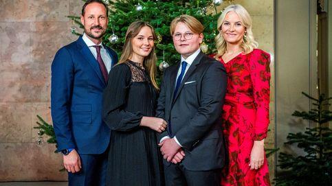 Las tradiciones y cena de la familia real noruega, en unas navidades marcadas por el recuerdo de Ari Behn