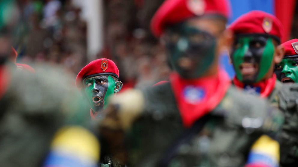 Todos los ojos en el ejército: así son y así piensan las Fuerzas Armadas Bolivarianas