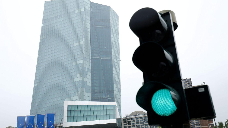 La sede del BCE, en Fráncfort. (Reuters)