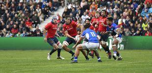 Post de La contundencia de Samoa tumba a España (cinco lesionados) y alivia a World Rugby