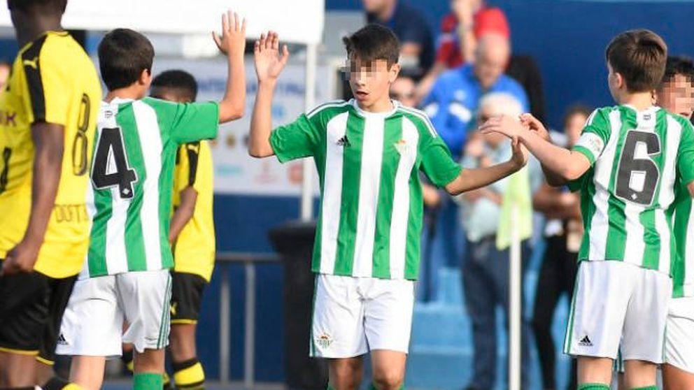 El Madrid se lleva a Pecellín, el mejor talento joven del Betis, un 'robo' muy legal