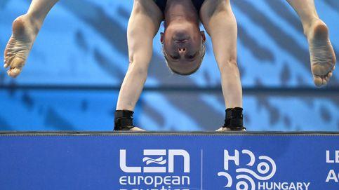 Europeos de natación en Budapest