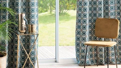 Cambia tu casa con estas cortinas y fundas de cojín de Maisons du Monde