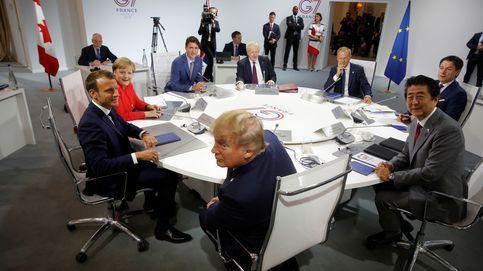 El Brexit y la guerra comercial entre EEUU y China eclipsan la agenda oficial del G-7