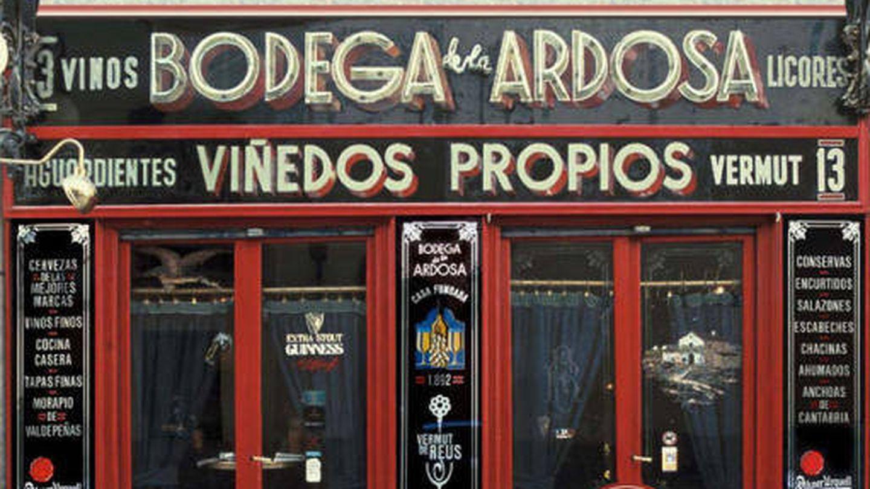 Bodega La Ardosa.
