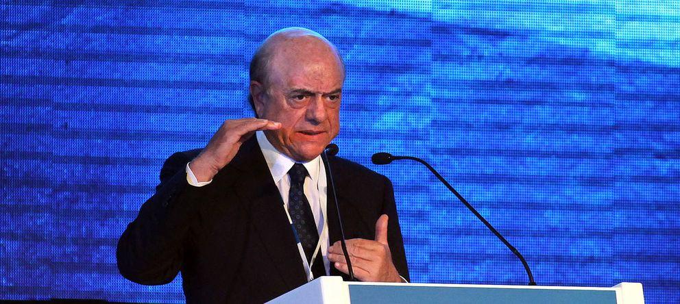 Foto: El presidente del BBVA Francisco González. (EFE)