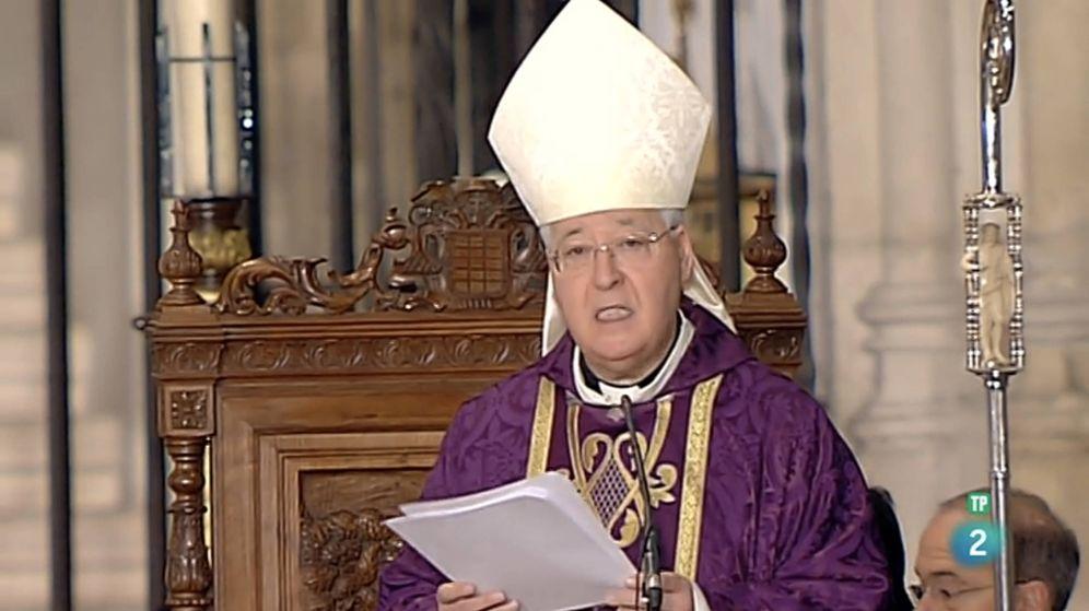 Foto: Juan Antonio Reig Pla, obispo de Alcalá de Henares.