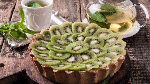 El kiwi es oriental y su nombre real es grosella espinosa china
