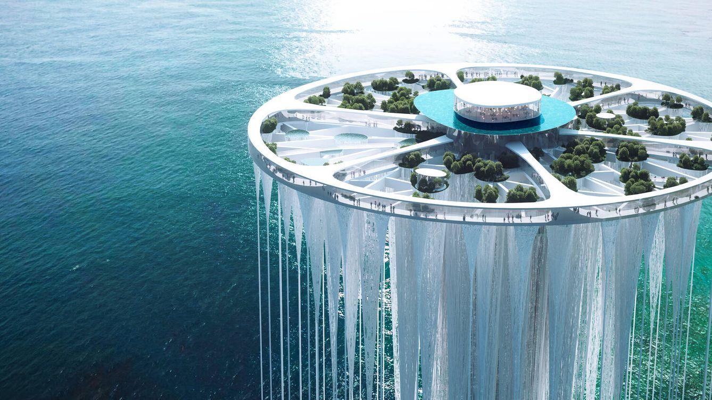 Foto: La nueva torre de Shenzhen quiere ser una atracción turística mundial (Sou Fujimoto Architects)