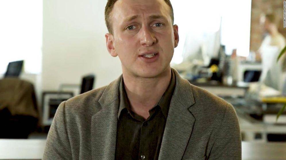 Foto: El profesor de la Universidad de Cambridge Aleksandr Kogan. (YouTube)