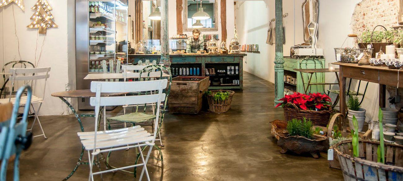Supermercados Seis Restaurantes Muy Verdes Con Un Toque