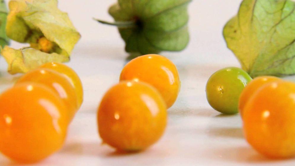 Foto: La uchuva, un producto originario de Perú. (CC)