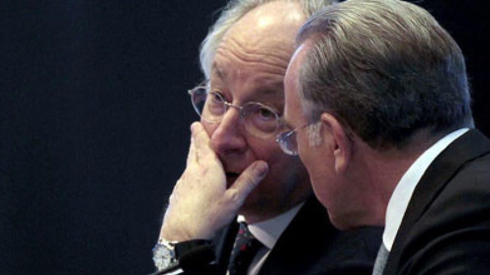 Nin, el más reticente de la cúpula de La Caixa a una posible fusión con Bankia