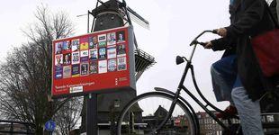 Post de Geert Wilders, 'persona non grata' de los electores en la multicultural Ámsterdam