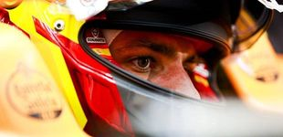 Post de El gancho al hígado de Carlos Sainz cuando tenía a sus rivales casi en la lona