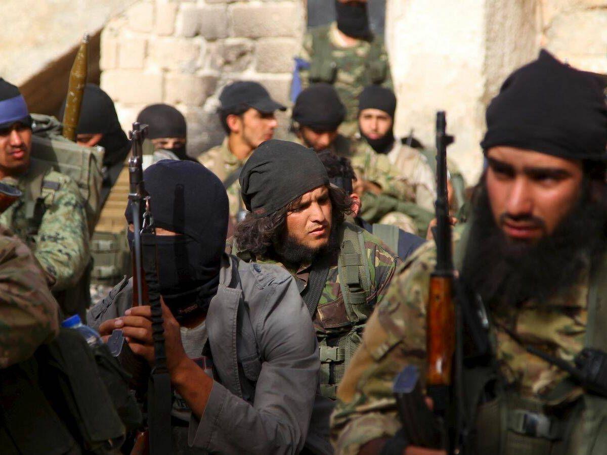 Foto: Milicianos de Al-Nusra en 2015. (Reuters)