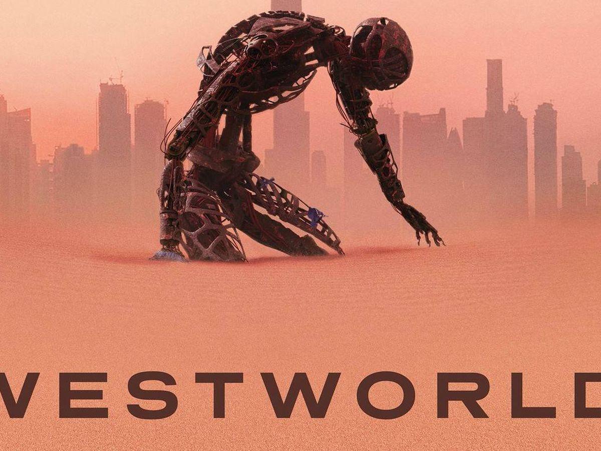 Foto: Póster oficial de la tercera temporada de 'Westworld'. (HBO)