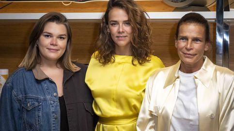 Estefanía de Mónaco apoya a su hija Pauline Ducruet en la apertura de su nueva tienda