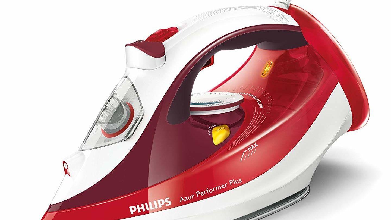 La plancha de vapor Philips GC4516/40 es muy potente y fácil de usar