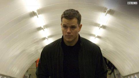 'Jason Bourne': un chupito de adrenalina cuyo argumento cabe en un post-it
