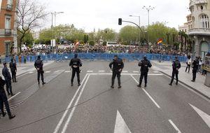 El Gobierno encuentra vía libre en las calles para completar sus reformas