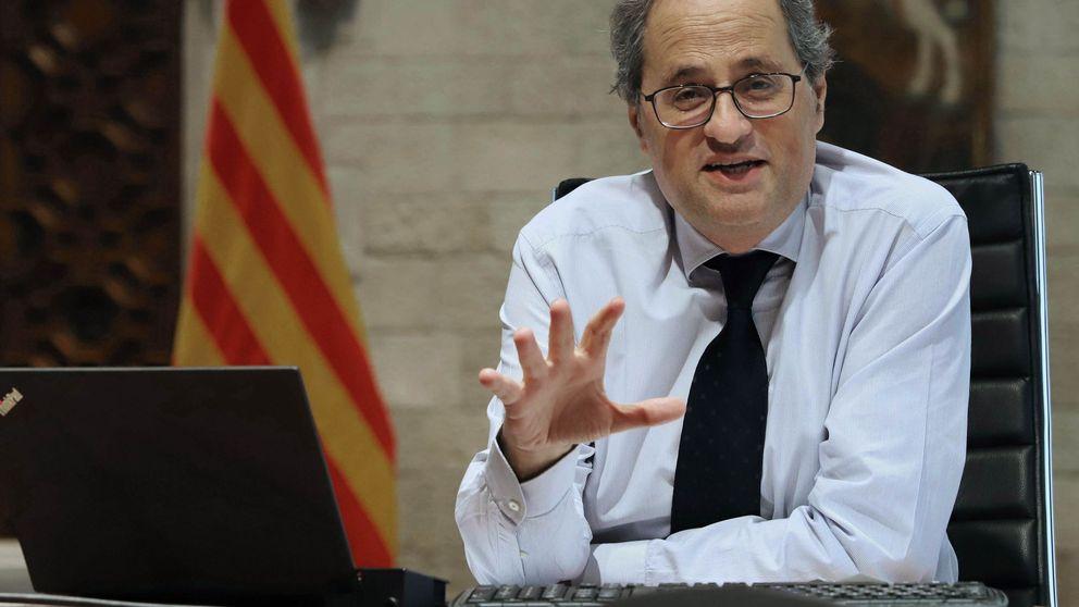 Torra apoya otra campaña de consumo solo local mientras reclama turistas 'españoles'