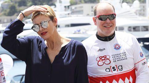 El gafe de Charlène de Mónaco