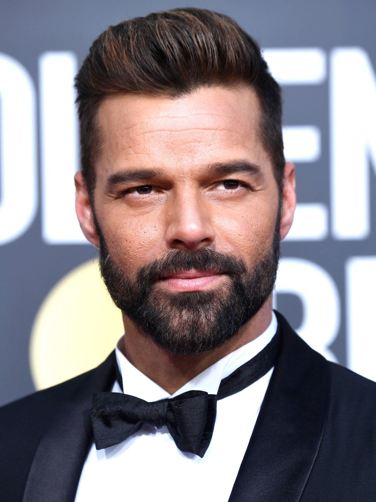 Ricky Martin, en 2019. (Getty)
