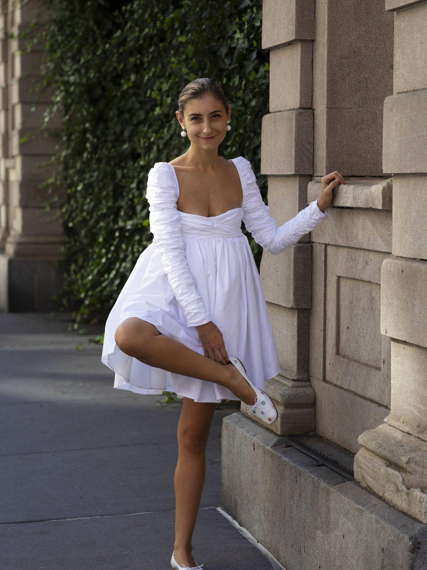 Jenny Walton x Pretty Ballerinas.