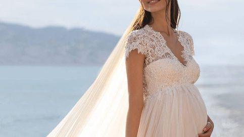 Pronovias lanza una nueva colección de vestidos de boda para novias embarazadas