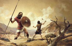 La historia de David y Goliat te hará replantearte todo lo que sabías sobre el poder