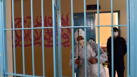 Marruecos: derribar la valla del confinamiento para poder comer