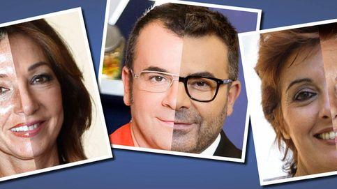 Así ha cambiado el rostro de los presentadores más famosos de la tele