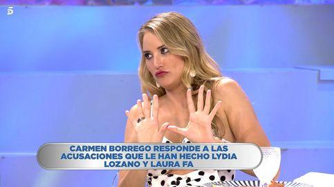 Alba Carrillo cuestiona la profesionalidad de Lydia Lozano tras una pillada en Tele5