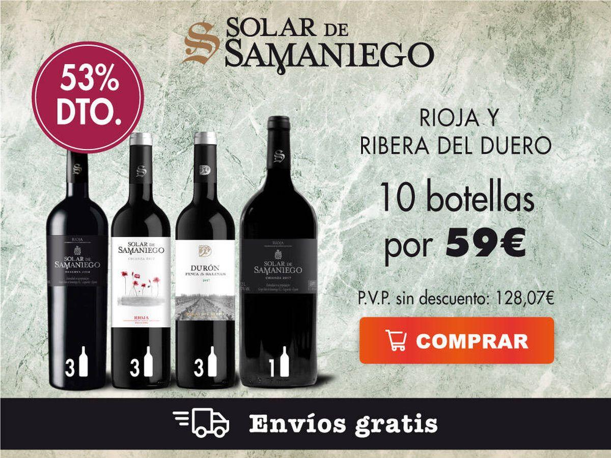 Foto: Aprovecha esta oferta de bienvenida para hacerte con un pack exclusivo de Solar de Samaniego