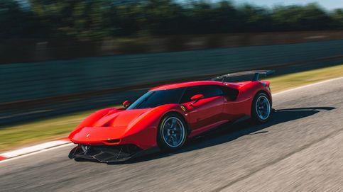 Ferrari P80-C, un coche a la carta y para un único dueño