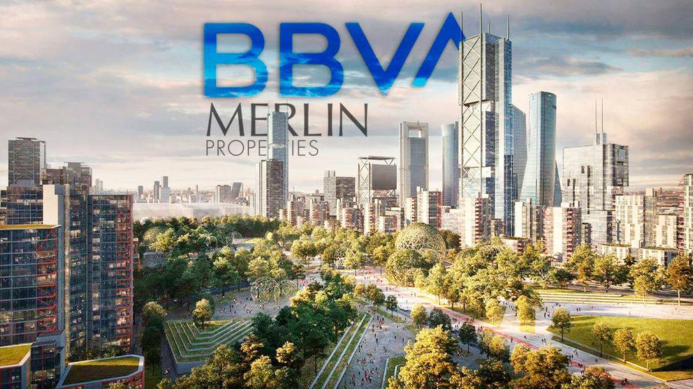 BBVA deja vía libre a Merlin y sigue con su hoja de ruta de vender Operación Chamartín