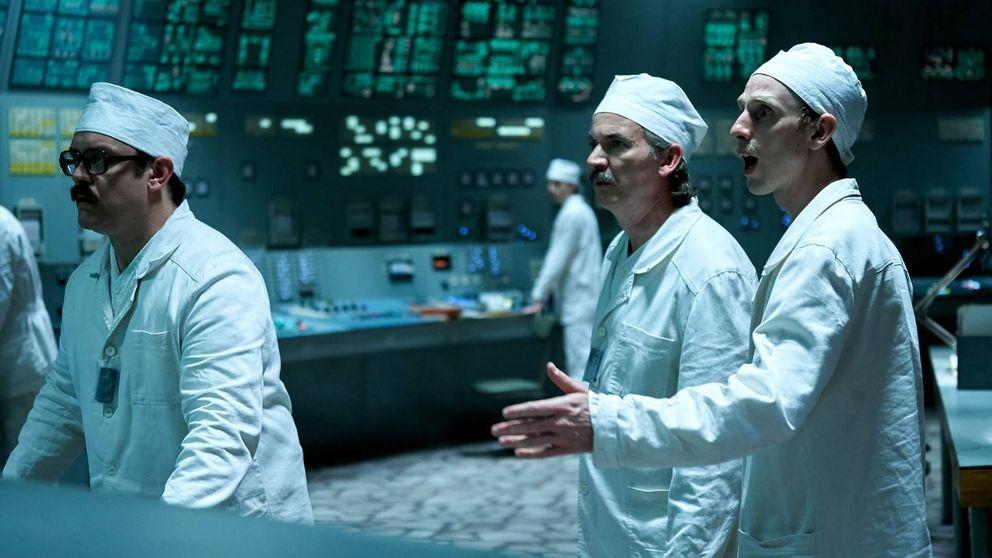 'Chernobyl' (1x04): 16 centrales nucleares  rusas podían haber volado por los aires