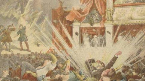 Masacre burguesa con bomba Orsini: el terrible atentado del Liceo de Barcelona