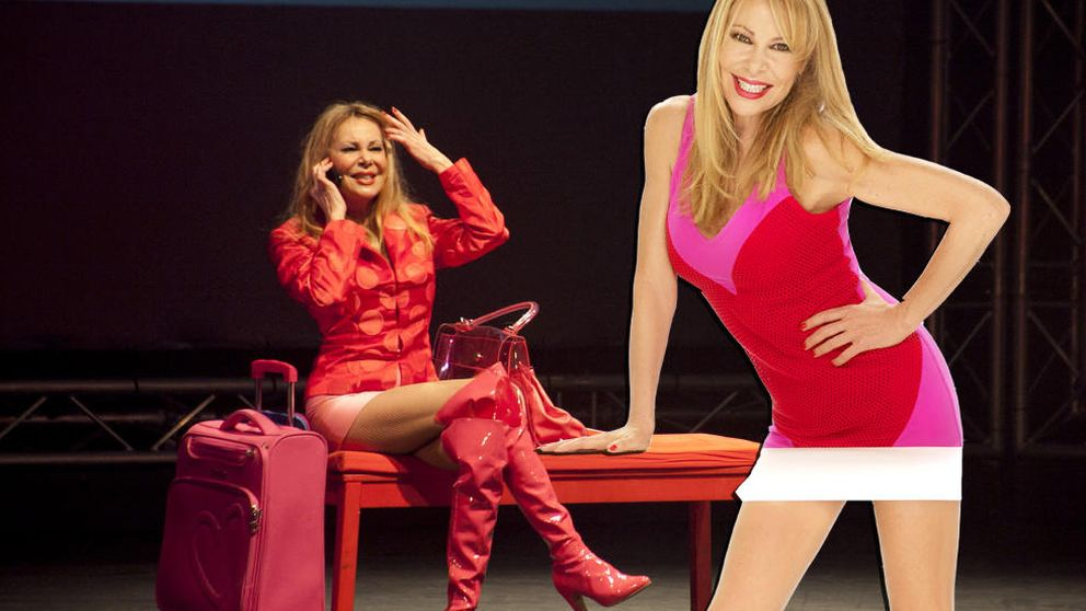 De stripper a 'Drag Queen': las 5 caras de Ana Obregón en televisión