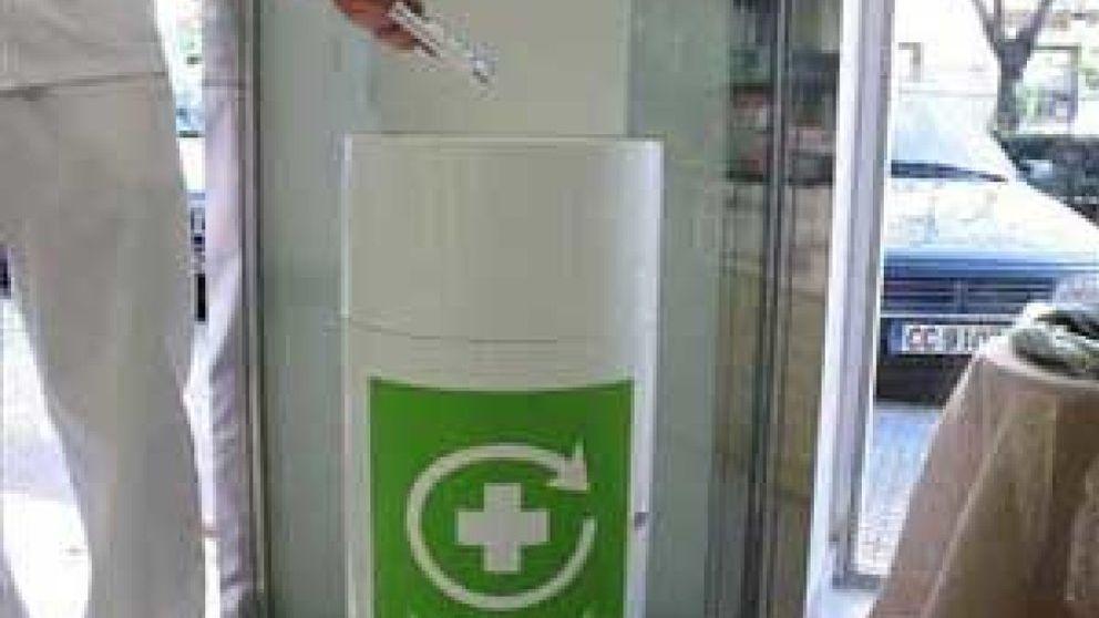 El reciclaje de medicamentos creció un 15,24% el pasado año