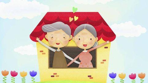 ¿Cómo declara un matrimonio de más de 65 años la venta de una vivienda?