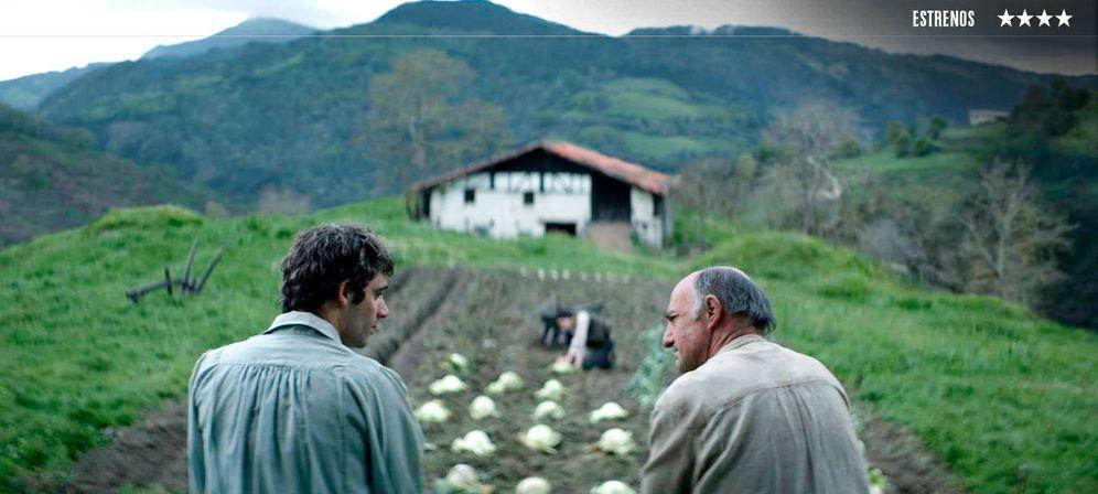 Foto: Fotograma de 'Handia', ganadora del premio especial del jurado del pasado Festival de San Sebastián. (A Contracorriente)