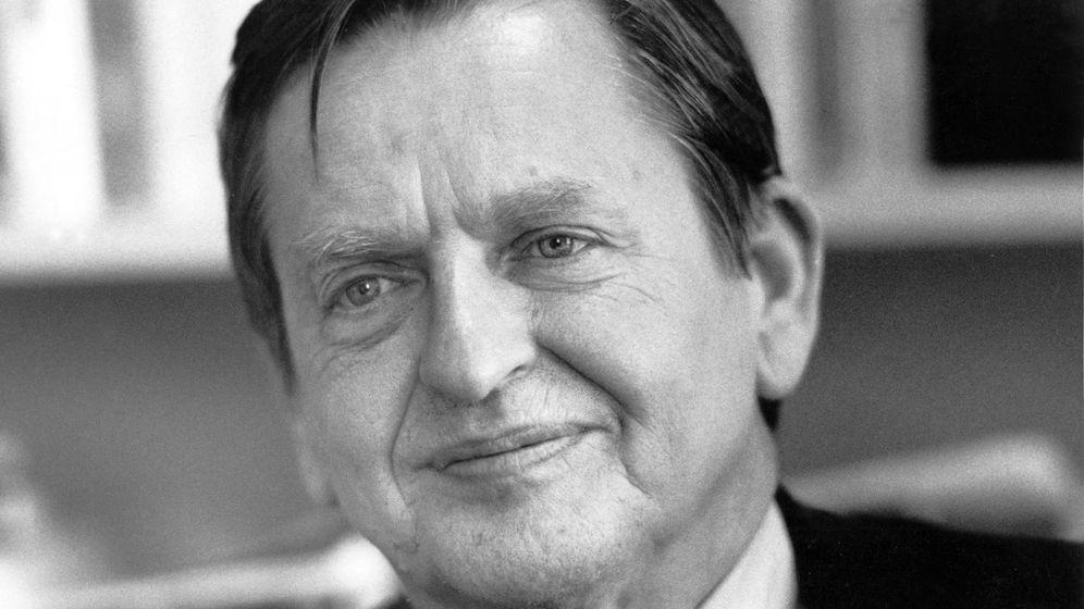 Foto: Olof Palme, en una imagen de archivo. (Cordon Press)