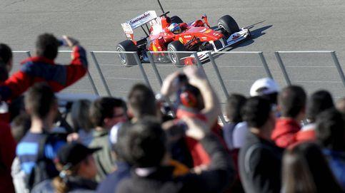 La emoción para Carlos Sainz del primer día con un Ferrari: así fue para Fernando Alonso