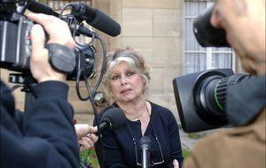 Brigitte Bardot: Le Pen es la única mujer que tiene un par de cojones