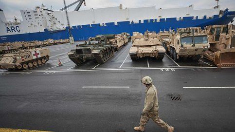 El Kremlin protesta por el despliegue de tanques de EEUU en Polonia